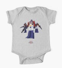 Optimus Prime - (colour) - light T-shirt  Kids Clothes