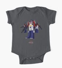 Optimus Prime - (colour) - dark T-shirt  One Piece - Short Sleeve