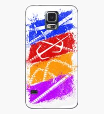 Ninja Weapons of Choice Case/Skin for Samsung Galaxy