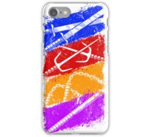 Ninja Weapons of Choice iPhone Case/Skin