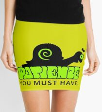 Patience - you must have VRS2 Mini Skirt