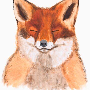 Mr Fox by thealexisdesign