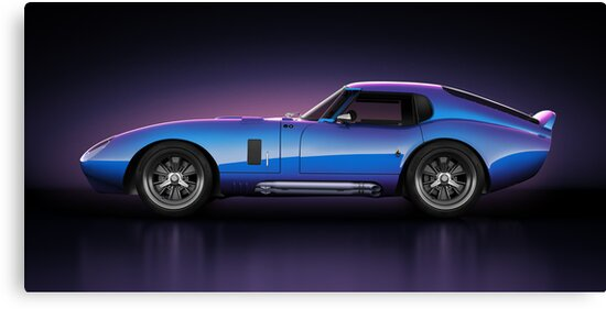 Shelby Daytona - Velocity by Marc Orphanos