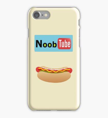 Noob Tube iPhone Case/Skin