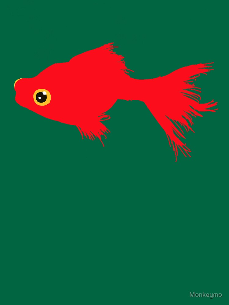 Fluffy Fishy by Monkeymo