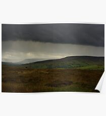Storm In The Glens Poster