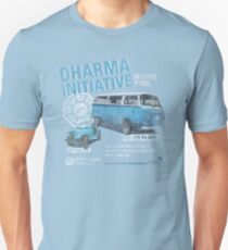 Dharma Initiative Motor Pool (LOST) T-Shirt