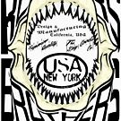 shark usa by rogers brothers by usanewyork