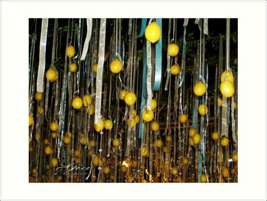 """When Life Hands You Lemons"" .... by Gail Jones"