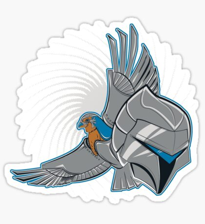 Hawks of Silver Sticker