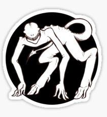 Freak. Sticker
