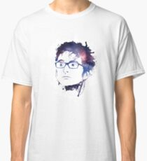 10th Doctor- David Tennant  Classic T-Shirt