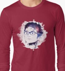 10th Doctor- David Tennant  Long Sleeve T-Shirt