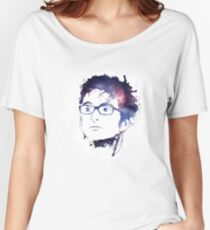 10th Doctor- David Tennant  Women's Relaxed Fit T-Shirt