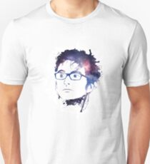 10th Doctor- David Tennant  T-Shirt