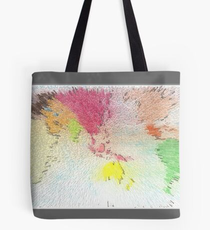 World map as art Tote Bag