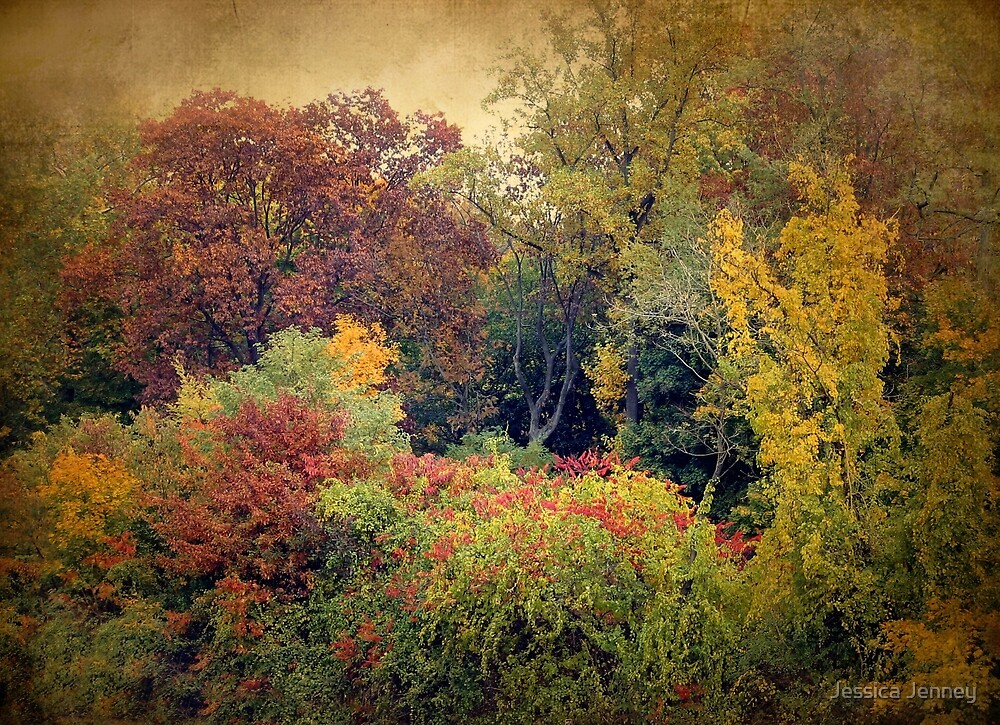 Autumn Tapestry by Jessica Jenney