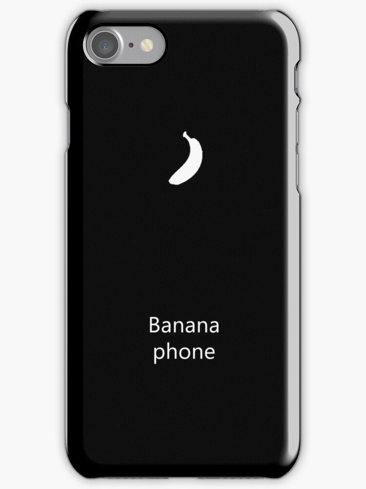 banana phone iphone - photo #7