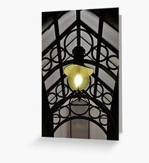 Lumiere Greeting Card