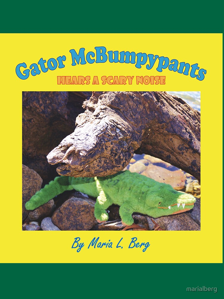Gator McBumpypants Hears a Scary Noise - Cover by marialberg