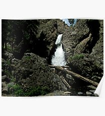 Piedra Falls Poster