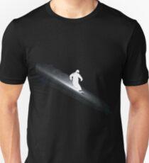 Glowing Boarder Unisex T-Shirt