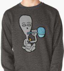Bong Alien Pullover