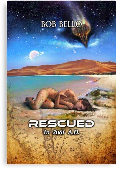 Rescued in 2061 AD by Bob Bello