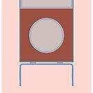 Braun L2 Loudspeaker - Dieter Rams by Peter Cassidy