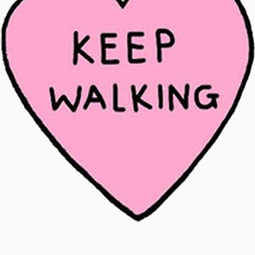 Keep walking by rock3199star