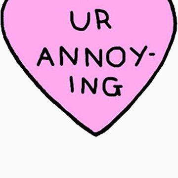Ur Annoying by rock3199star