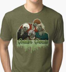 Golden Ghouls Tri-blend T-Shirt