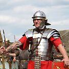 Roman warrior by NowhereMan