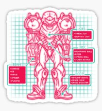 Varia Suit Sticker