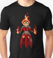 Princess Pyromancer Unisex T-Shirt