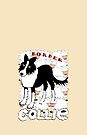 Border Collie 1 by Diana-Lee Saville