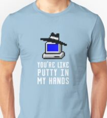 Like PuTTY In My Hands Slim Fit T-Shirt