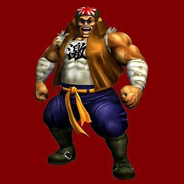 Samurai Goroh by yyywww111