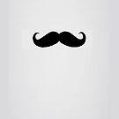 Le Mustache  by emperorBear