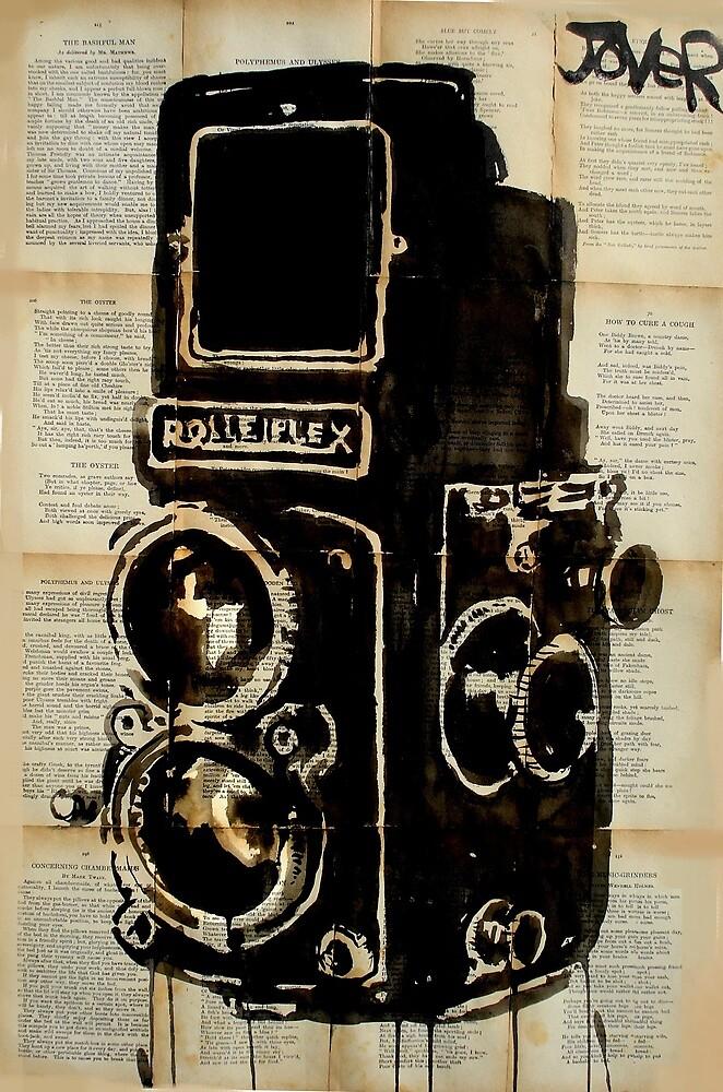 the camera by Loui  Jover