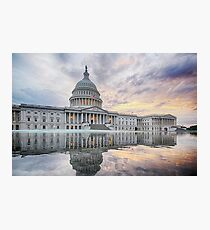 USCapitol1 Photographic Print