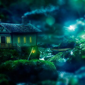Wind in the Willows - Rattie's Cottage by renilicious
