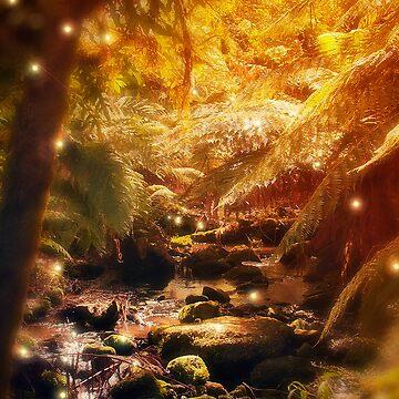 Tarra Bulga Fantasy by renilicious