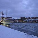 Stockholm by Night by vonb