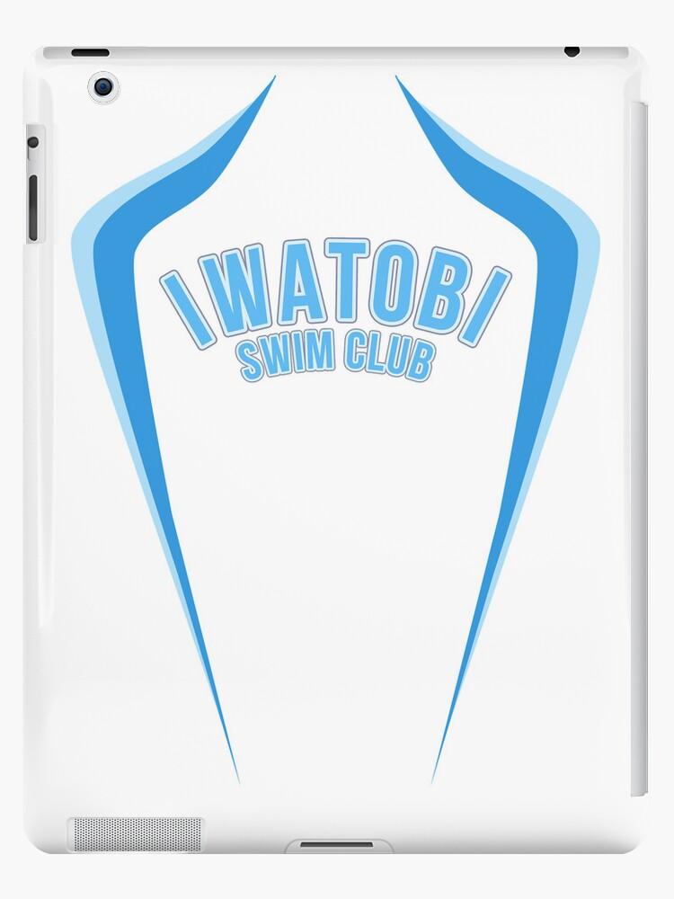 Iwatobi Swim Club - Plain 2 by a745