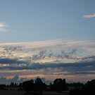 Rural skyscape by KatDoodling