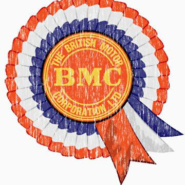 BMC rosette by madmorrie