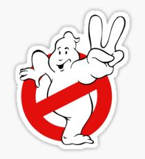 Ghostbusters 2 II Sticker