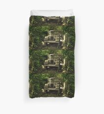 Old Landy  Duvet Cover