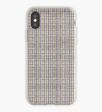 iphone xs case harris tweed